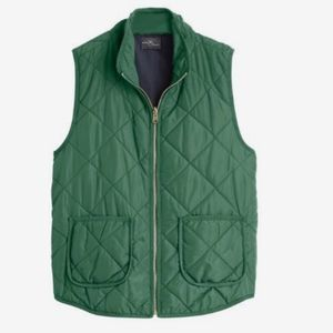 MARKET & SPRUCE | Wilco Solid Quilted Vest - M
